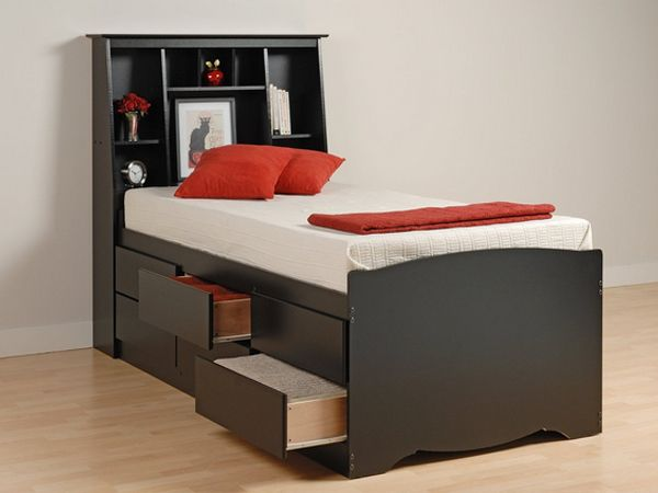 Oltre 25 fantastiche idee su design camera da letto - Letto matrimoniale piccolo ...