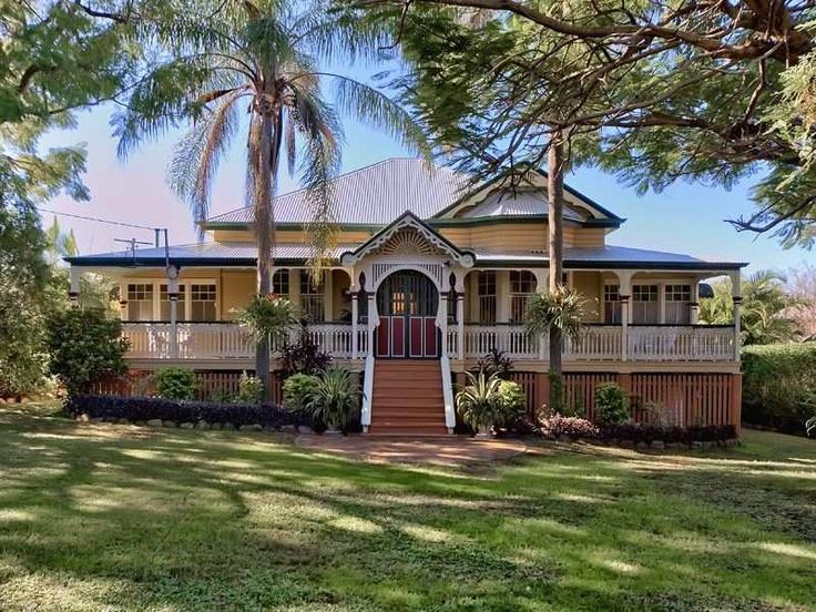 167 best queenslander homes images on pinterest for Queenslander home designs australia