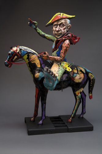 Ceramic sculpture, great stuff