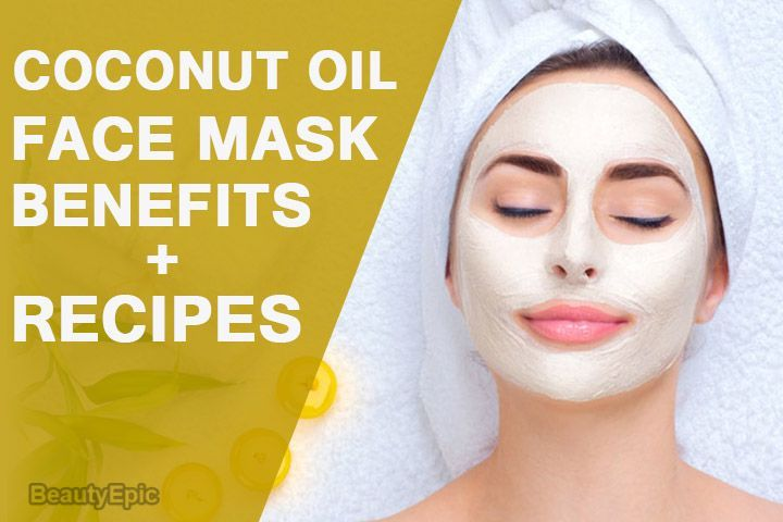 Coconut Oil Is Utilized In Daily Skin Care Routine It Has Capability To Let Your Skin Stay Hyd Coconut Oil Face Mask Coconut Oil For Face Coconut Oil For Skin