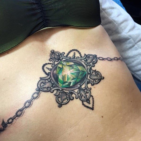 One of the most feminine tattoos is that of the sternum tattoos. It's a gorgeous place to get a tattoo because it ends up looking like a work of art after. You may have also heard of it being referred to as the under breast tattoo which is very popular right now. It's a design that has been going on for many years, but it's only recently become popular. It created a trend after women started finding ways of putting tattoos on the front of their bodies. The areas are known to be very…