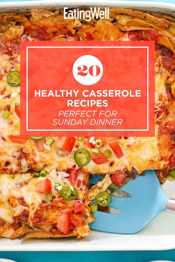 Pin On Healthy Casserole Recipes