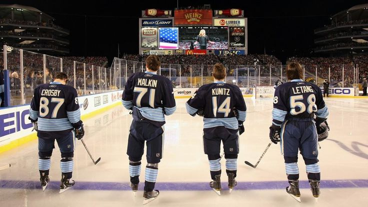 Pens excited for return to Heinz Field