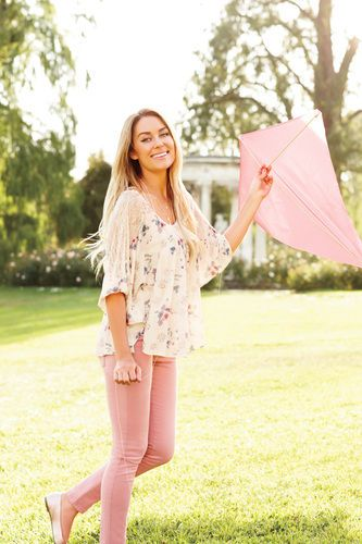 I really like Lauren Conrad's line at Kohl's and often buy items from it.    23      7
