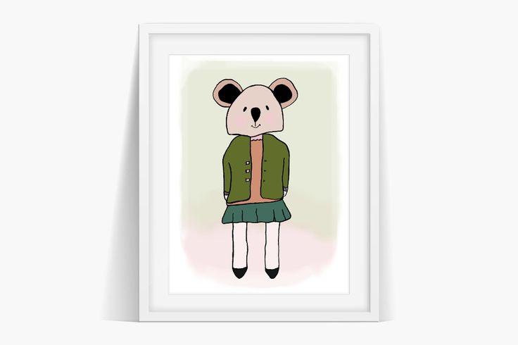 Karen Koala Art