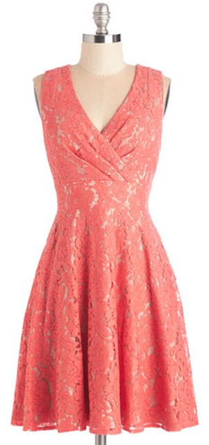 coral ruches front dress http://rstyle.me/n/vxmswr9te