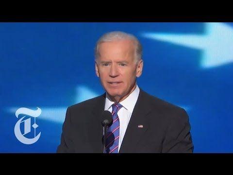 JUST IN: Joe Biden Releases Amazing Anti-Trump Statement Like A Future President