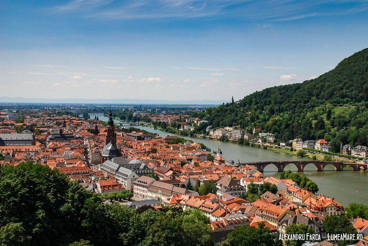 Știai că prima bicicletă a fost inventată de un absolvent al Universităţii din Heidelberg, la rândul ei cea mai veche universitate din Germania? Mai multe motive pentru a petrece mai mult de o zi în Heidelberg poți găsi în articolele scrise de Lorena >> http://lumeamare.ro/2011/08/09/heidelberg-teaser/?utm_content=bufferd5c36&utm_medium=social&utm_source=pinterest.com&utm_campaign=buffer