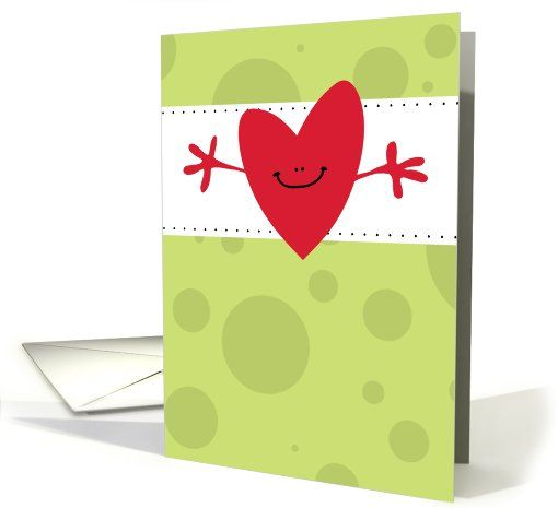 Great Big Hug - Encouraging card for pediatric cancer patient receiving treatment. Positive message, cute colorful design. #kidswithcancer