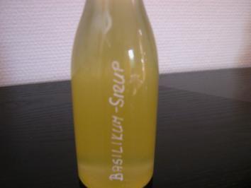 Rezept: Basilikum - Sirup Bild Nr. 2