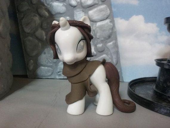 SALE: Arya Stark Blind Version MLP Custom My Little Pony (Fan Art)