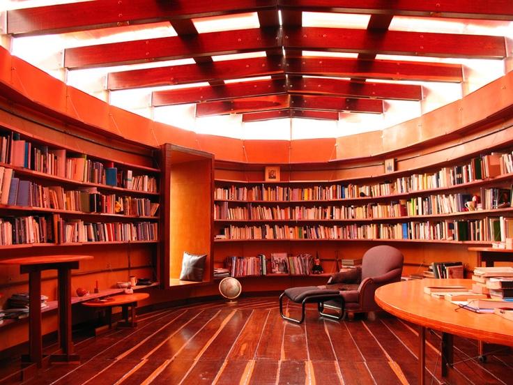 Biblioteca en Chía, Colombia