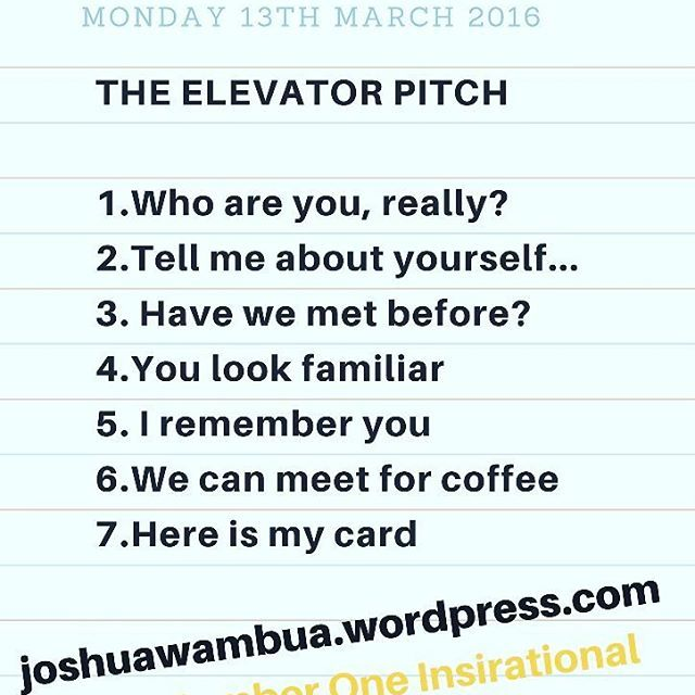 Coming soon... #elevatorpitch #talkaboutyourself #motivation #inspiration #blogger