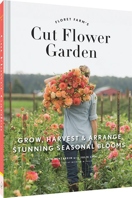 Grow the flower garden of your dreams. In this striking guide you will find everything you need to grow, harvest, and arrange stunning seasonal blooms. With equal parts instruction and inspiration, Floret Farm's Cut Flower Garden welcomes you into Erin Benzakein's abundant, bloom-filled world, and is a feast for every flower lover's eyes and soul.