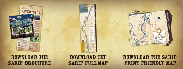 Get the full map complete with hike and bike trails, restrooms, paddling access points and B-cycle stations!