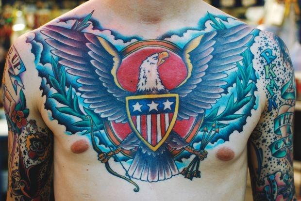 Oliver Tattoo Portfolio Peck