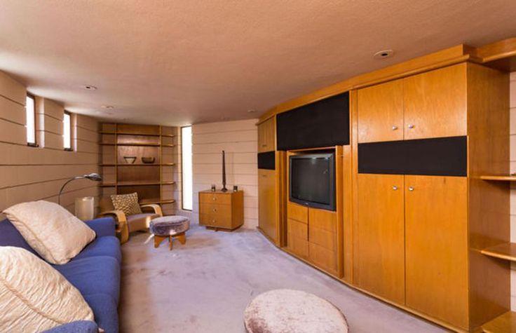 Norman Lykes house - Franck Lloyd Wright - 1959 - 69 - Phoenix - Le Figaro immobilier mars 2016 - photo 07