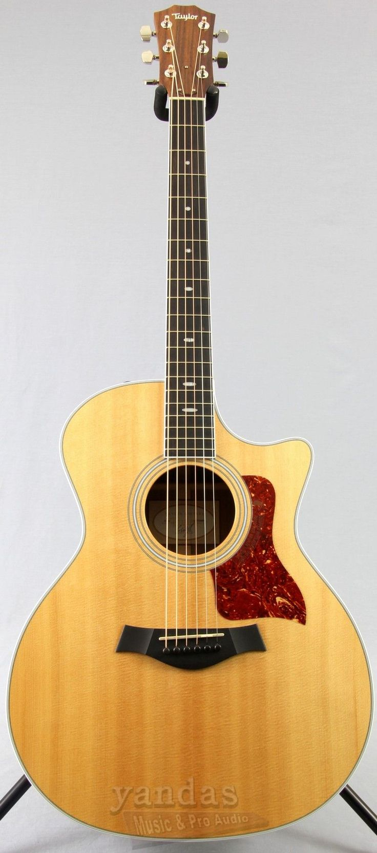 2014 Taylor 414CE Acoustic-Electric Guitar www.guitaristica.org #electricguitar #guitars #guitaristica