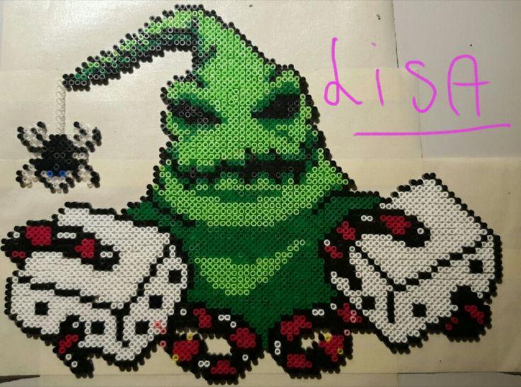 Grøn monster.
