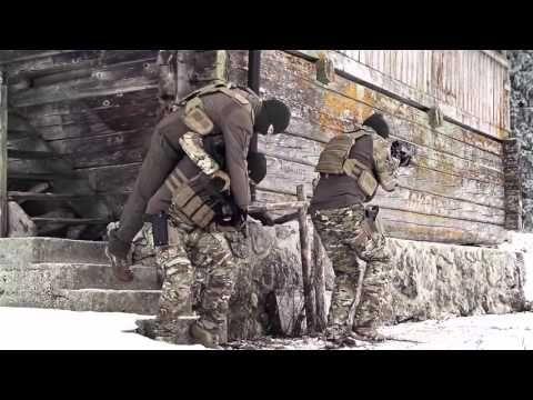 Krav Maga Technique Demonstration Shot In The Ukraine