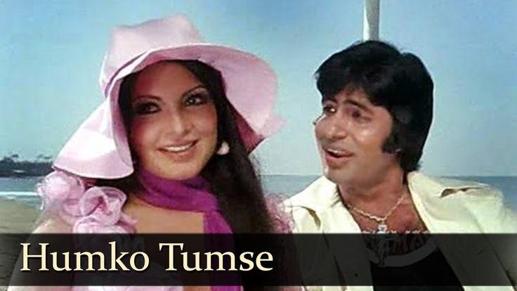 Humko Tumse Ho Gaya - Amitabh, Rishi, Vinod Khanna - Amar Akbar Anthony ...