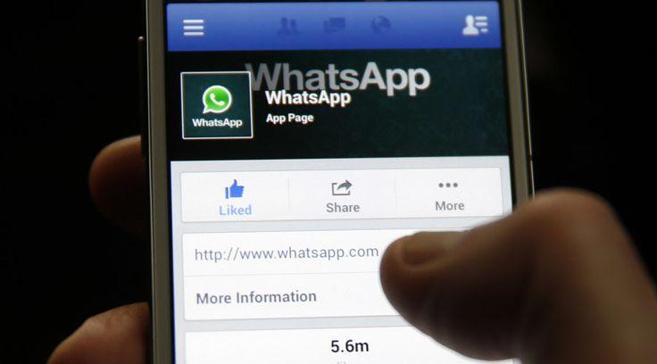 WhatsApp: Critics say EU 'Remain' campaign using app to avoid transparency  http://pronewsonline.com  © Dado Ruvic