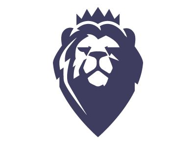 Dribbble lion  This one relies in contrast and shape to give a good perspective of the lion.It's simple but it works.