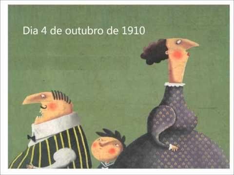 Sempre criança: 5 de outubro de 1910
