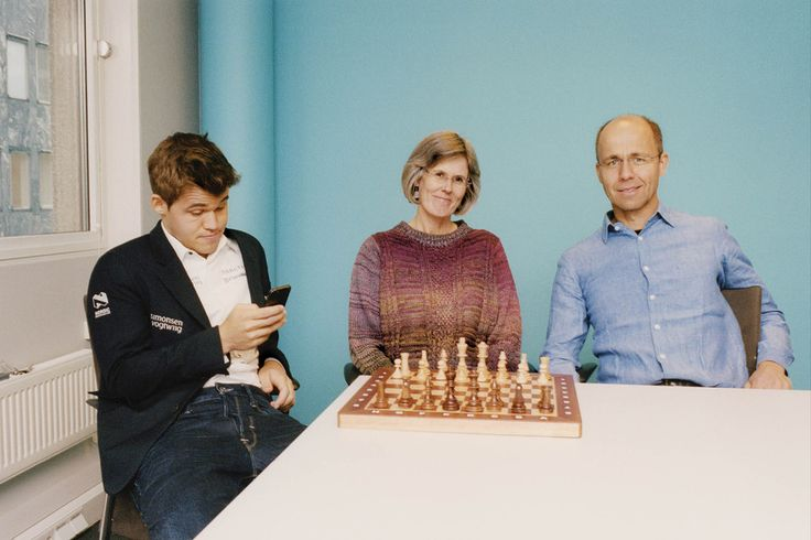 The Parents of Magnus Carlsen on Raising the World's Best Chess Player
