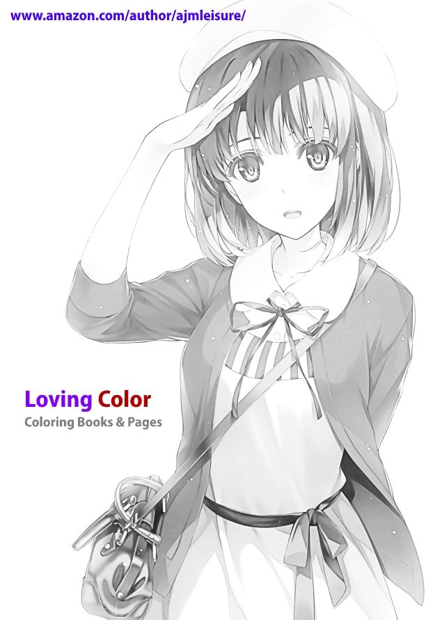 Pin On Anime Coloring