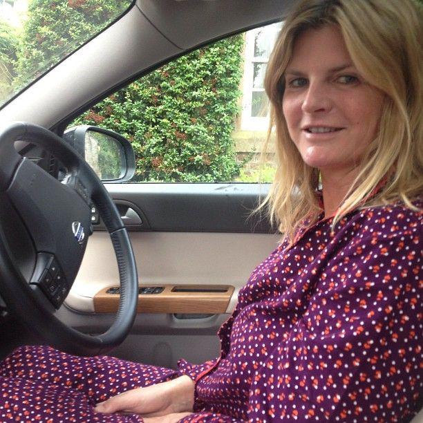 Susannah Constantine @susannah_constantine Testing new PJ's ...Instagram photo | Websta (Webstagram)