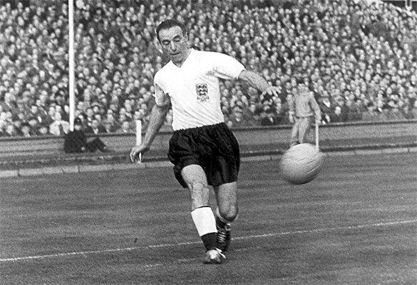 stanleymatthews - Wonderful goal scorer Outstanding player of his generation