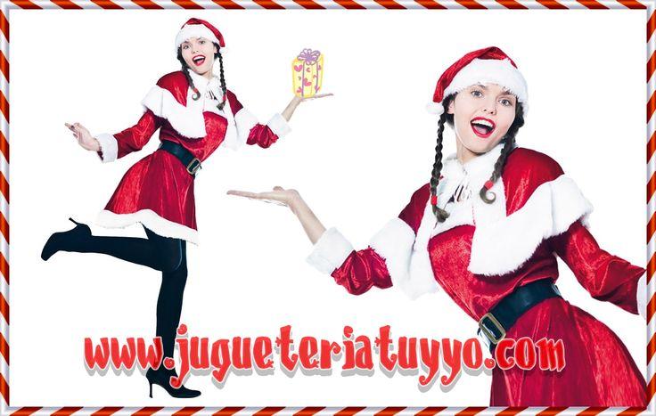 Comprar DISFRAZ MAMA NOEL HAPPY TALLA 42-44 a > Disfraces navideños adultos > Disfraces navideños > Disfraces baratos y de lujo | DISFRACES BARATOS,PELUCAS PARA DISFRACES,DISFRACES,PARTY,TIENDA DE DISFRACES ONLINE-TIENDAS DE DISFRACES MADRID-MUÑECOS DE GOMA-PELUCAS PARA DISFRAZ,VENTA ONLINE DISFRACES