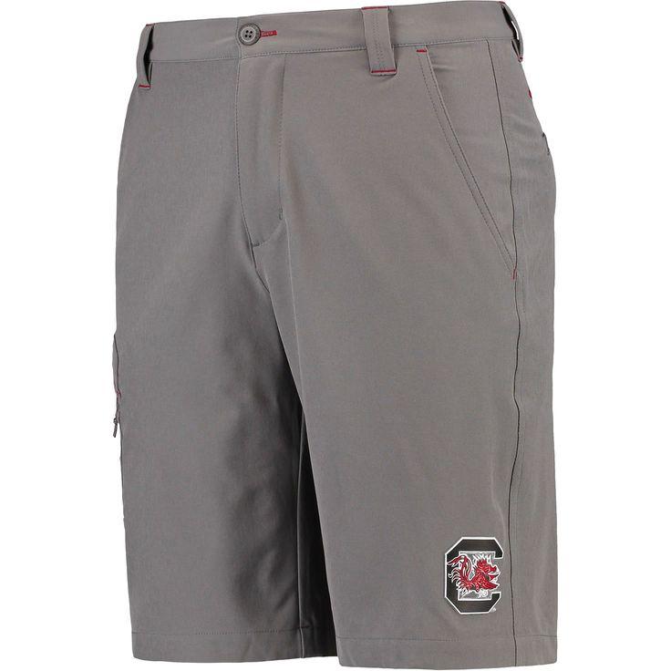 South Carolina Gamecocks Columbia Collegiate Terminal Tackle Shorts - Charcoal - $43.99
