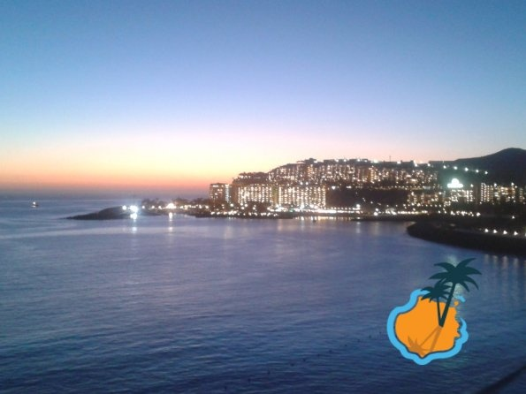 Gran Canaria Blog - News, Events, Reviews: Photo of the day: Anfi del Mar Sunset