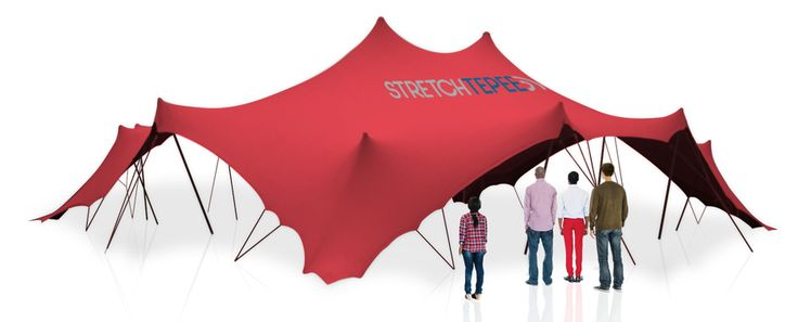 New website for our european stretch tents. Making it easier to purchase no matter where you are in europe