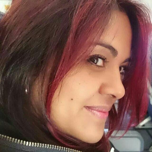 #Dark #red#hair #colour#alejandro #adriano #peluqueria