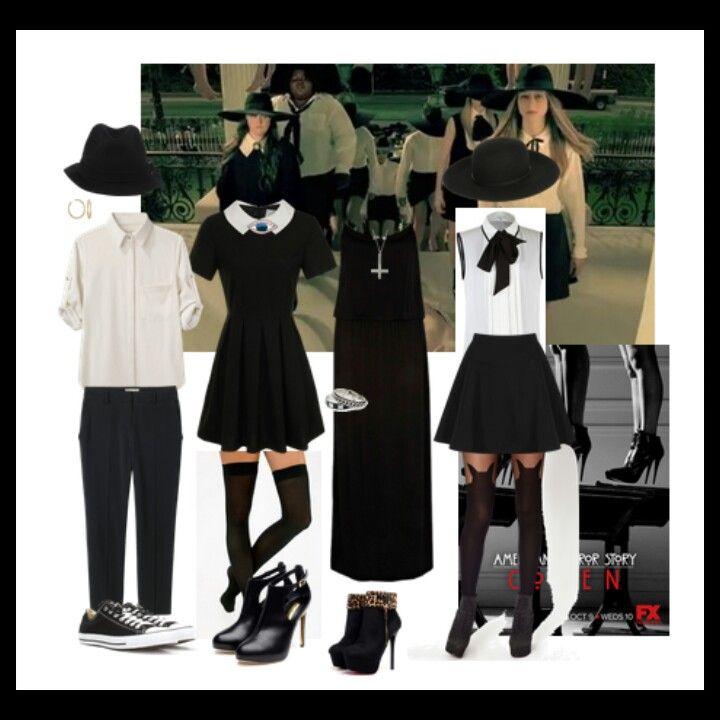 Modern Witch Fashion