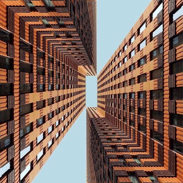 Creative Architecture Instagrams by Dirk Bakker