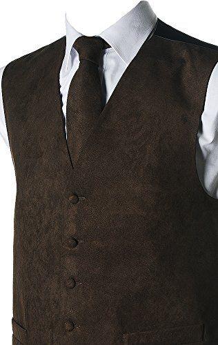 Mens Brown Suede Effect Waistcoat - medium Lloyd Attree & Smith http://www.amazon.co.uk/dp/B00F6ASU9M/ref=cm_sw_r_pi_dp_u7X1wb1YH771E