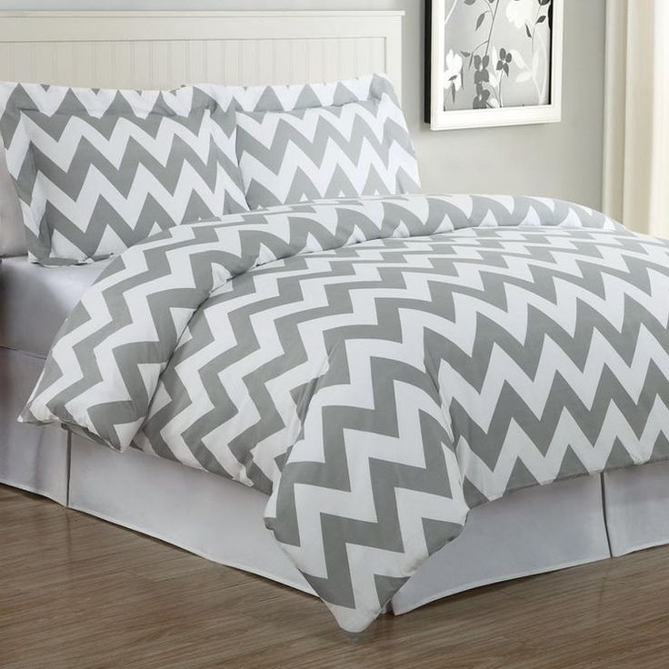 chevron duvet cover set - Comforter Covers