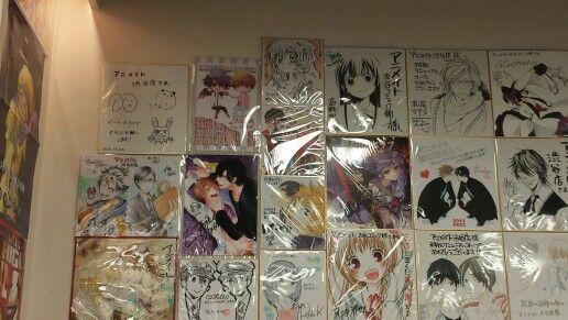 Originales en Animate.#shibuya