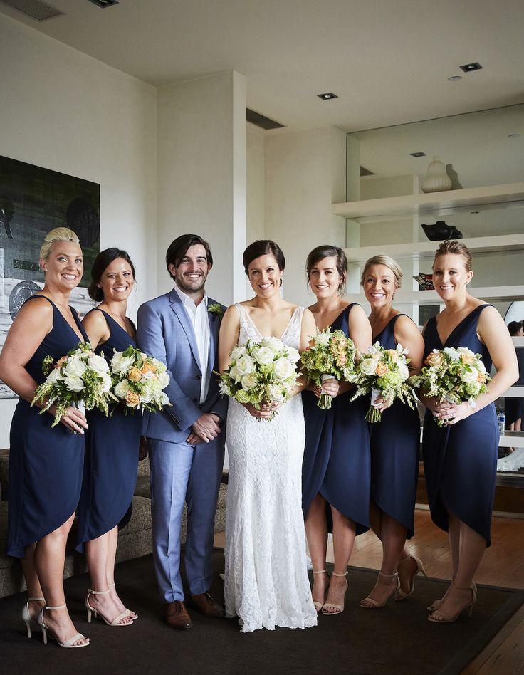 Garden Party Wedding with a LPM Bohemia