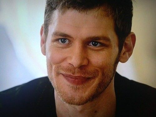 If I woke up from a coma and Joseph Morgan told me he was my husband, I would not question it