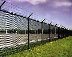 91 Best Chain Link Fence Images On Pinterest Chain Link