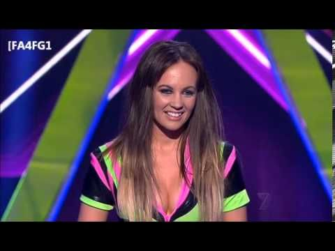 Samantha Jade: UFO - The X Factor Australia 2012 - Live Show 7, TOP 6