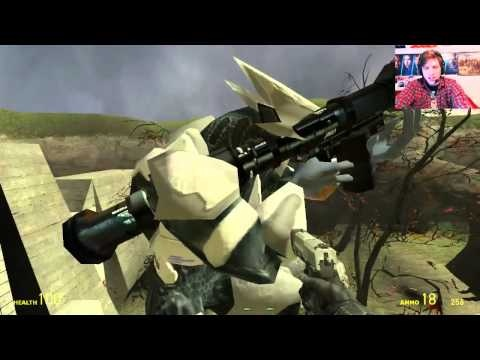 Gmod HALO Mod! - YouTube