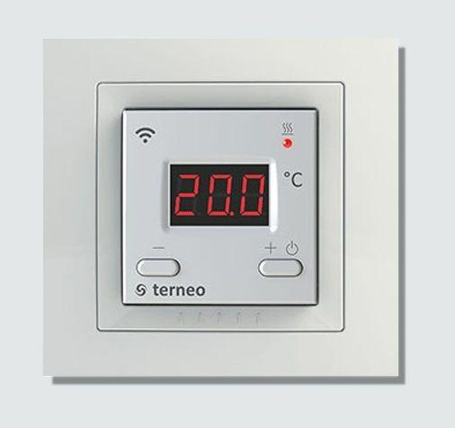 Termostat inteligent TerneoAX1     Panouri solare -20%