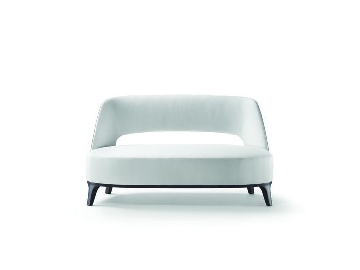 #Flexform MOOD ERMIONE small #sofa #design Roberto Lazzeroni