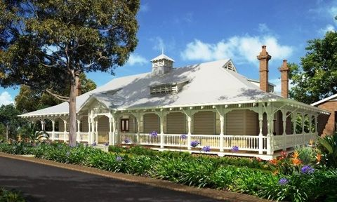 Australand's cconverted heritage buildings now available | BPN